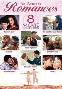 Big Screen Romances - 8-Movie Set
