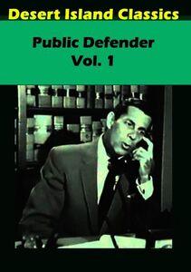 Public Defender: Volume 1