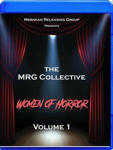 MRG Collective Women Of Horror, Vol. 1