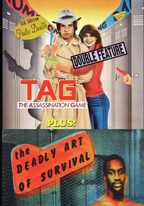 Tag The Assasination Game/ The Deadly Art Of Survival