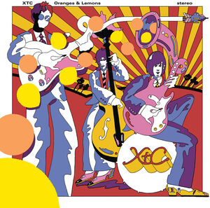 Oranges & Lemons (2LP 200gm Vinyl) [Import]