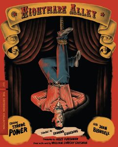 Nightmare Alley (Criterion Collection)