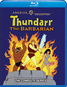 Thundarr the Barbarian: The Complete Series