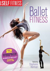 Ballet Fitness - 2 In 1 Workout Set