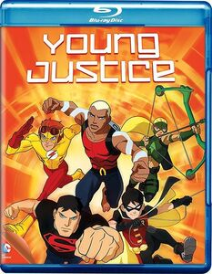 Young Justice: The Complete First Season