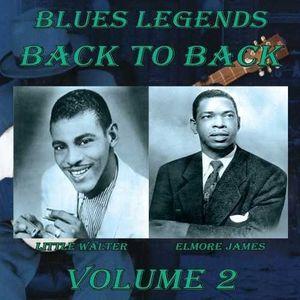 Blues Legends Back To Back, Vol. 2