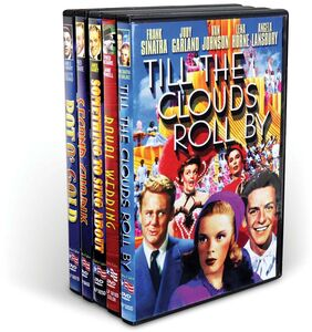 Golden Age Of Musicals Collection