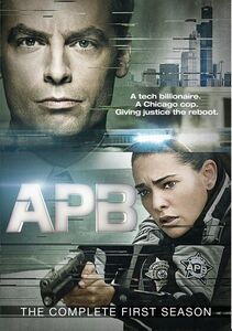 APB: The Complete First Season