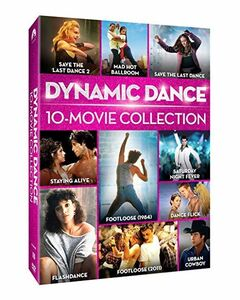 Dynamic Dance: 10-Movie Collection