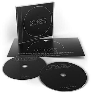 Spheres: Stereo Cd + 5.1 Surround Sound Dvd