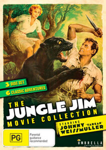 The Jungle Jim Movie Collection [Import]
