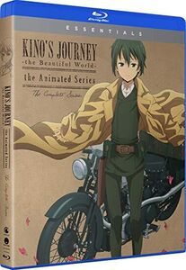 Kino's Journey - The Beautiful World - The Animated Series: The Complete Series