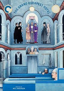 The Grand Budapest Hotel (Criterion Collection)