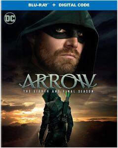 Arrow: The Eighth and Final Season