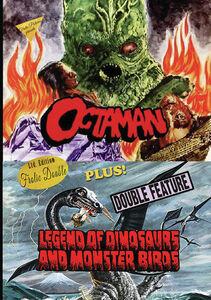 Octaman/ Legend Of Dinosaurs And Monster Birds