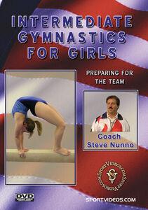 Intermediate Gymnastics For Girls - Preparing For The Team