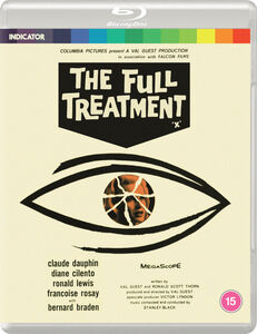 The Full Treatment (aka Stop Me Before I Kill!) [Import]