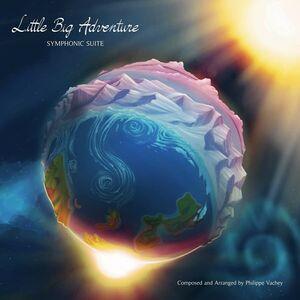 Little Big Adventure: Symphonic Suite (Original Soundtrack) [Blue Colored Vinyl] [Import]