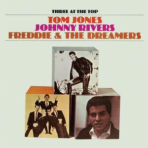 Three At The Top-Tom Jones, Johnny Rivers, Freddie & The Dreamers (Va)