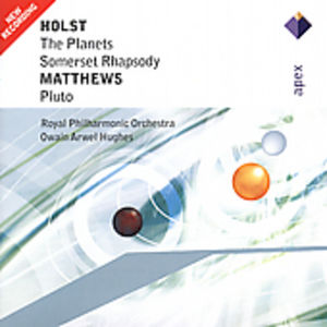 Planets /  Somerset Rhapsody /  Pluto