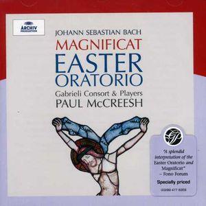 Bach J.S: Easter Oratorio /  Magnificat