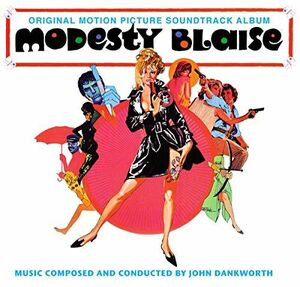 Modesty Blaise (Original Soundtrack) [Import]