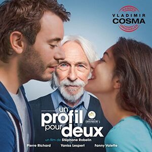 Un Profil Pour Deux (Original Soundtrack) [Import]