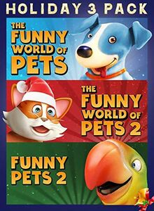 Funny Pets: Holiday 3-pack