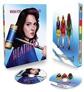 Heathers: 30th Anniversary Edition Steelbook