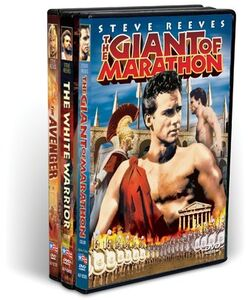 Steve Reeves: Muscle Movie Madness Collection