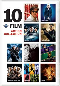 Universal 10-Film Action Collection