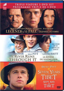 Legends of the Fall /  A River Runs Through It /  Seven Years in Tibet [Import]