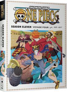 One Piece: Season Eleven Voyage Four