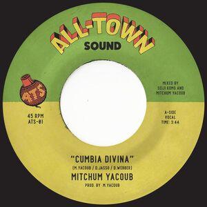 Cumbia Divina (Transparent Red Vinyl)