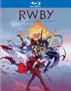 RWBY: Volume 8