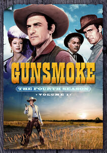 Gunsmoke: The Fourth Season Volume 1