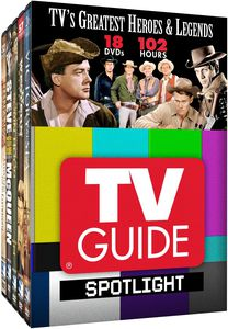 TV Guide Spotlight: Heroes & Legends