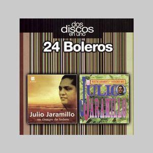 24 Boleros: Dos Discos en Uno [Import]