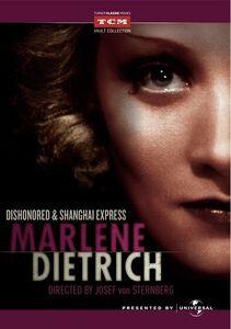 Marlene Dietrich: Directed by Josef Von Sternberg
