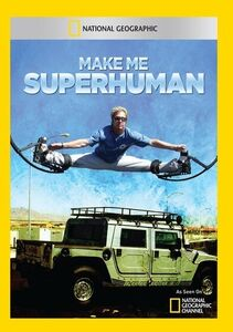 Make Me Superhuman