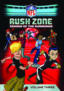 NFL Rush Zone: Seasons of the Guardian Volume 3