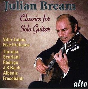 Classics For Solo Guitar