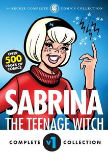 COMPLETE SABRINA THE TEENAGE WITCH 1962-1971