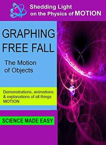 Shedding Light on Motion Graphing Free Fall