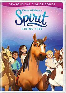 Spirit Riding Free: Season 5-8