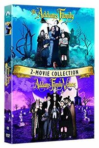 The Addams Family /  Addams Family Values: 2 Movie Collection