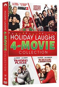 Holiday Laughs 4-Movie Collection