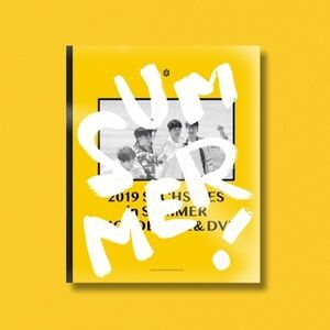 2019 Sechskies in Summer Photobook + 3 x DVD (Region Free) (Incl.120pg Photobook, Sechskies' House Mouse Pad) [Import]