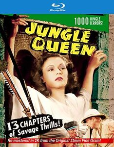 Jungle Queen (2K Restored Special Edition)