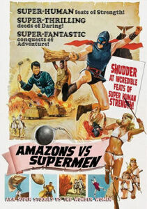 Amazons Vs Supermen (aka Super Stooges vs. the Wonder Women)